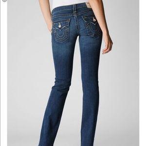 True Religion | Vintage Billy Straight Leg Jeans